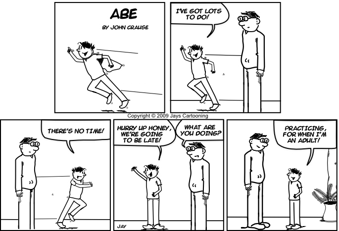 Abe - Lots To Do