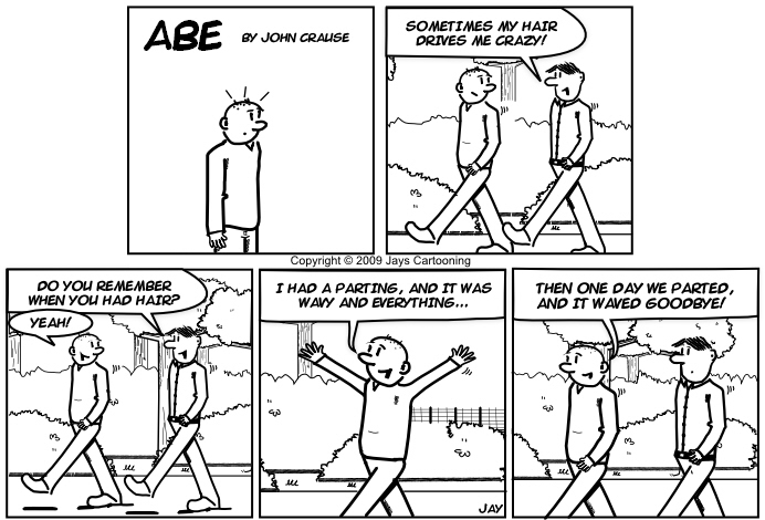 Abe - Parting Comic