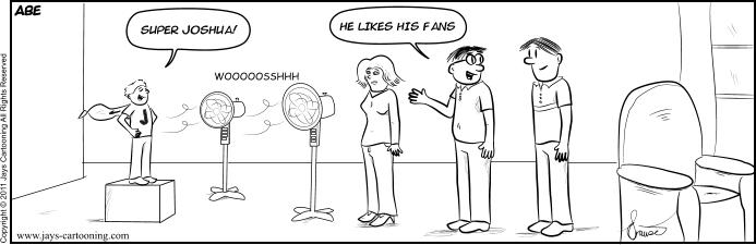 Abe - Fans Comic