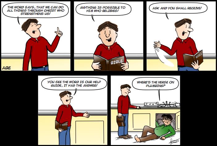 Abe - User Manual Comic
